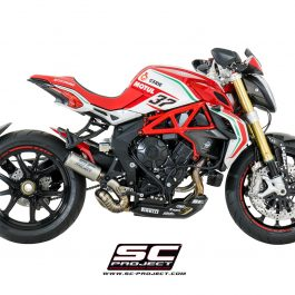 SC Project Exhaust MV Agusta Dragster CR-T Silencer