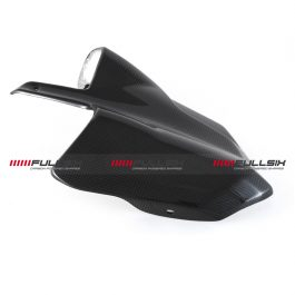 Fullsix Ducati Multistrada 1200 1260 DVT Carbon Fibre Exhaust Guard Cover