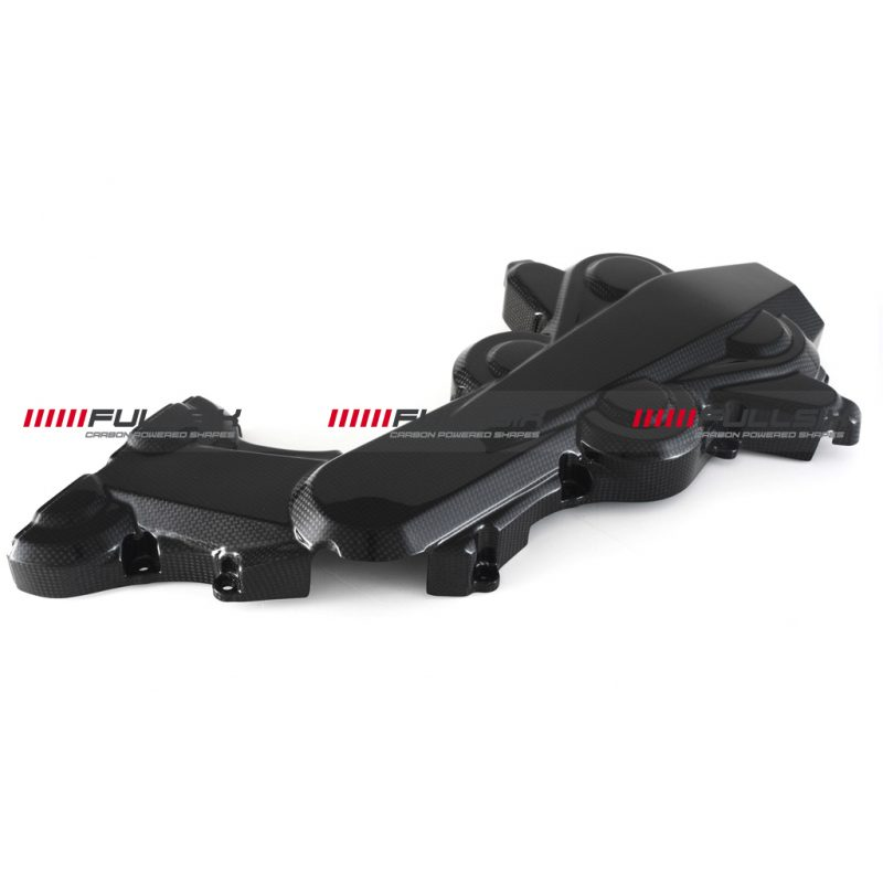 Fullsix Ducati Multistrada 1200 DVT Enduro Carbon Fibre Engine Belt Covers