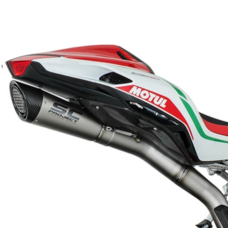 MV Agusta F4 Exhausts