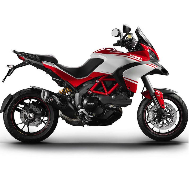 Ducati Multistrada 1200 2010 - 2014