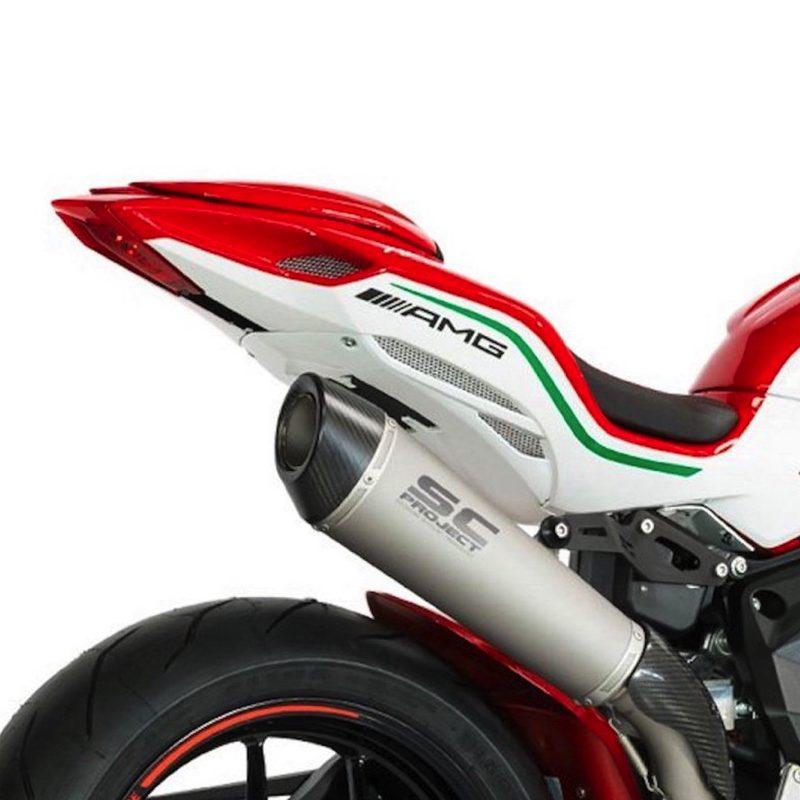 Exhausts MV Agusta F3