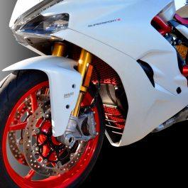 Ducabike Ducati Supersport Lower Oil Cooler Guard GR06