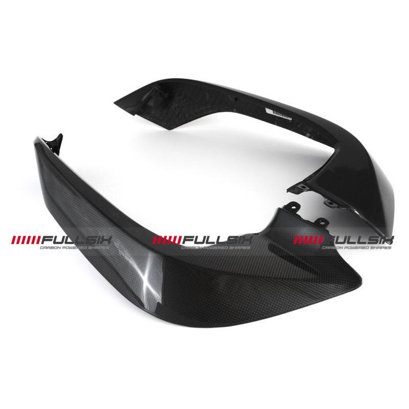Fullsix Ducati Multistrada 950 1200 DVT Enduro Carbon Fibre Air Intake Panels