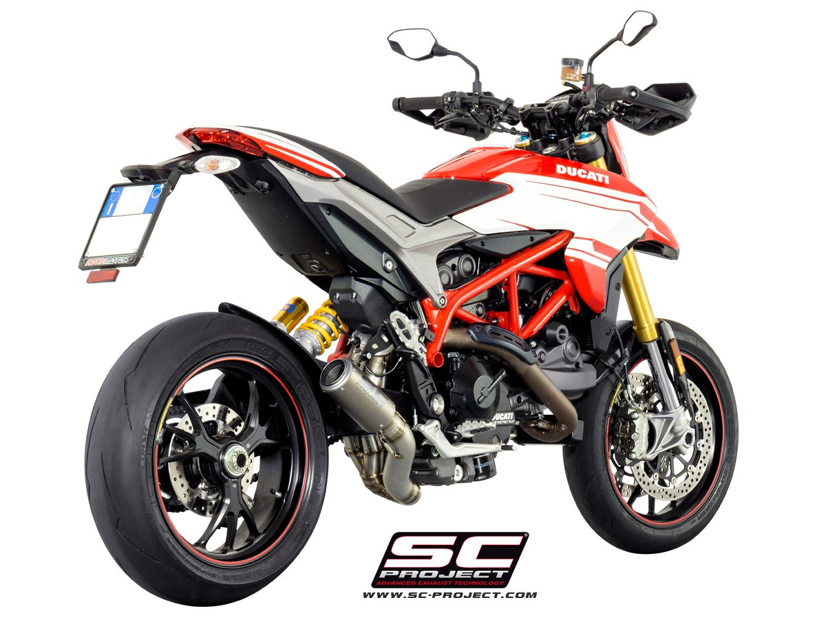 sc project exhaust ducati hypermotard 939 sp cr t 2 1. Black Bedroom Furniture Sets. Home Design Ideas