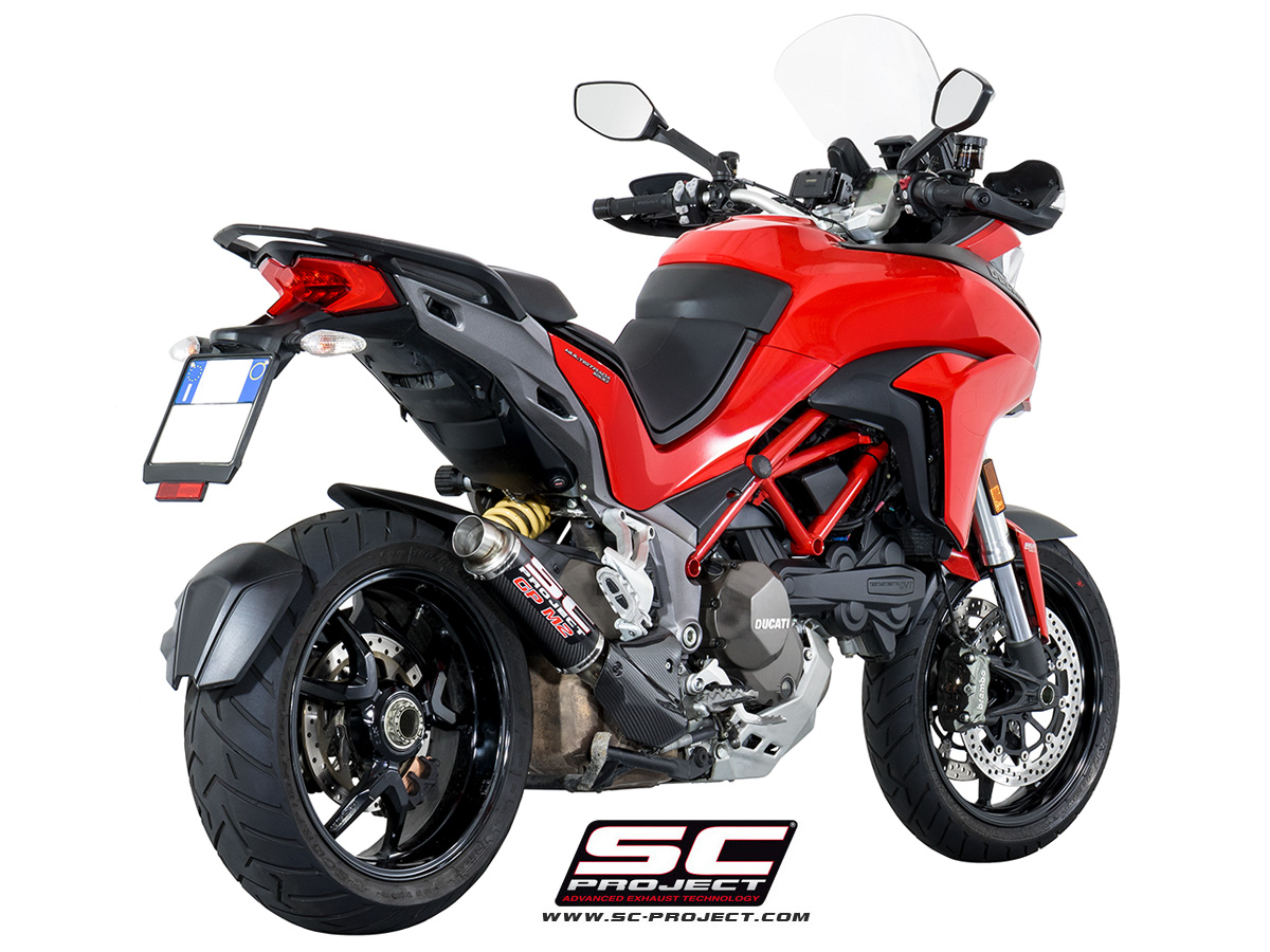 sc project exhaust ducati multistrada 1200 gp m2 silencer. Black Bedroom Furniture Sets. Home Design Ideas