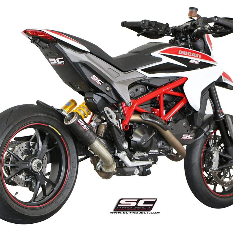 SC Project Exhaust Ducati Hypermotard 939 / SP CR-T Silencer
