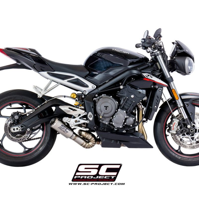 Top Information For 2017 On Establishing Critical Details Of Weightlifting: SC Project Exhaust Triumph Street Triple 765 S R RS SC1-R