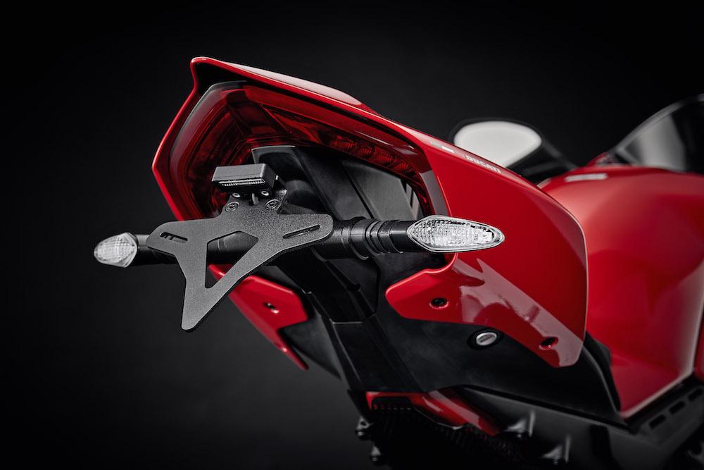 Evotech Performance Ducati Panigale V2 V4 Tail Tidy Fender Eliminator 2018+