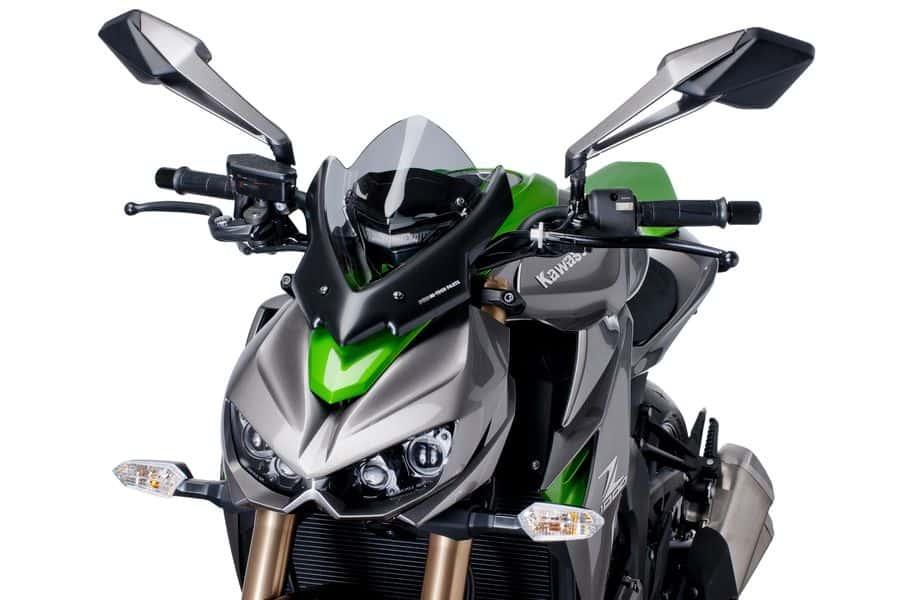 Puig Kawasaki Z1000 Sport Windshield Screen 2014+