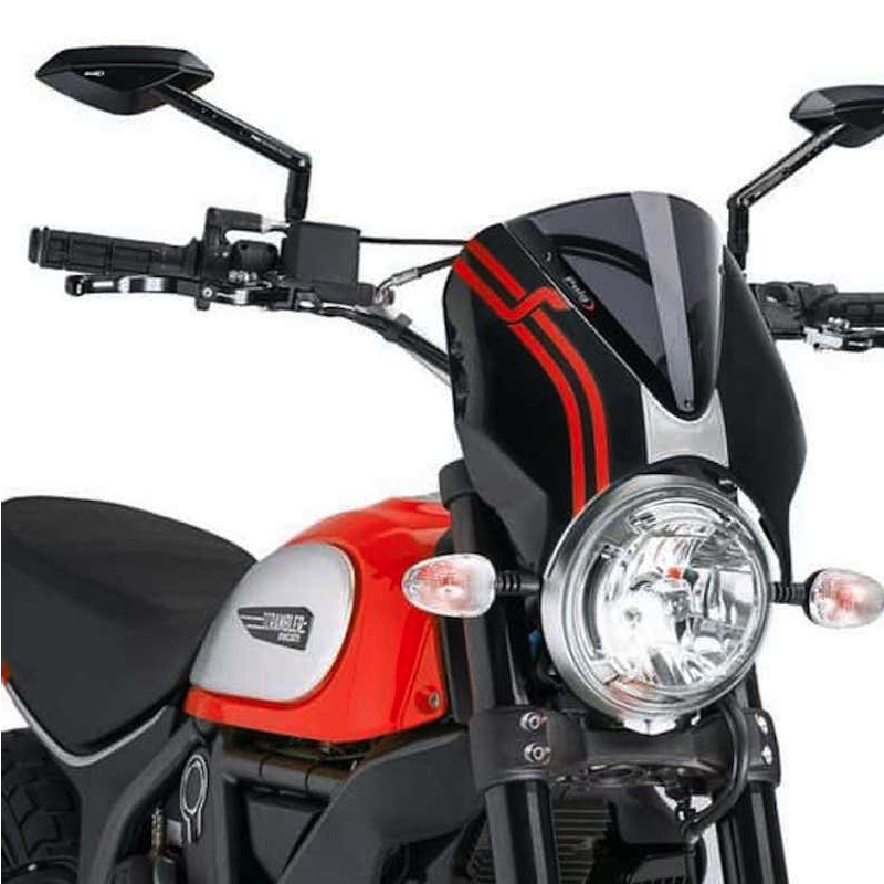 Screens Ducati Scrambler Full Throttle