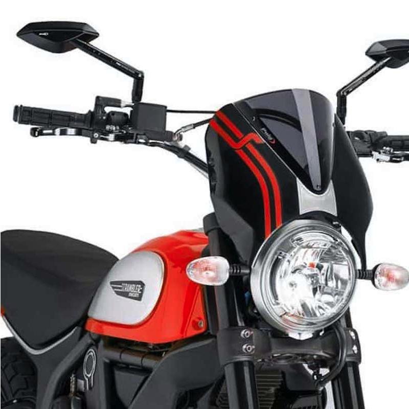 Screens Ducati Scrambler Urban Enduro