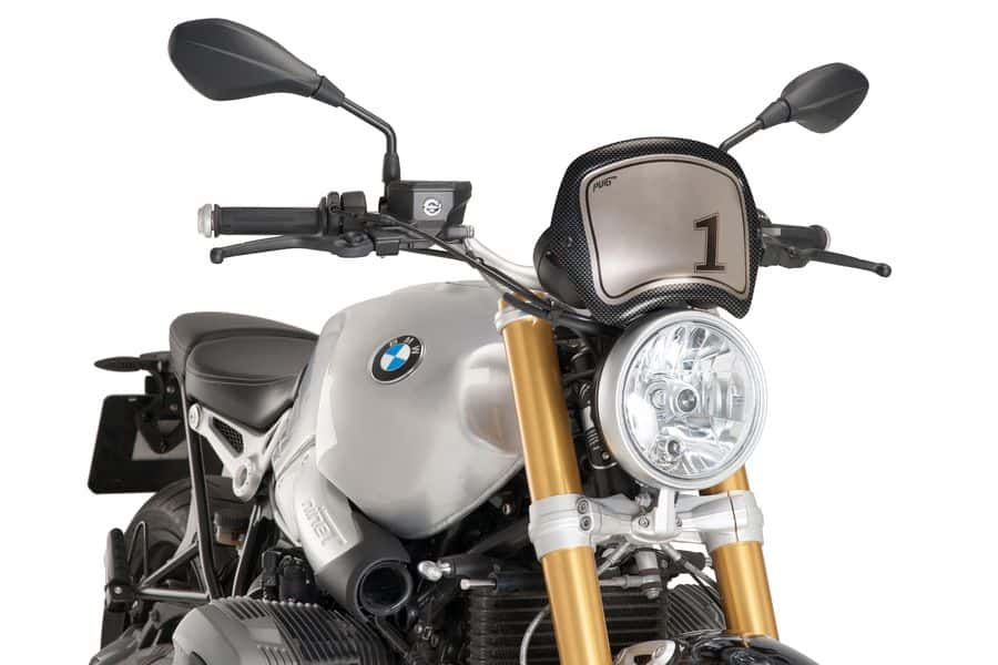 Puig BMW R Nine T Number Fairing Screen
