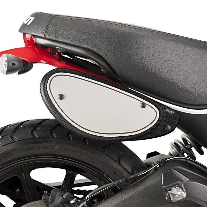 Puig Ducati Scrambler Frame Infill Fairing Side Panels