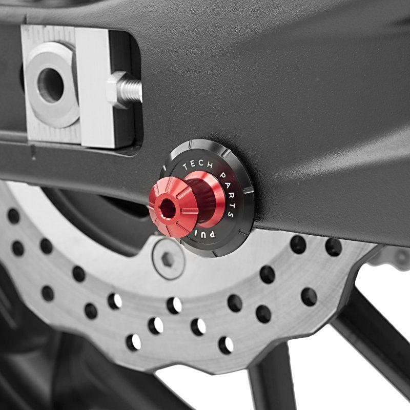 Puig Pro Universal Paddock Stand Swing Arm Spools Bobbins M8
