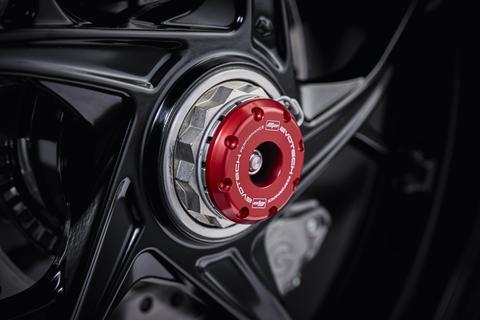 Evotech Performance Ducati Rear Spindle Bobbins