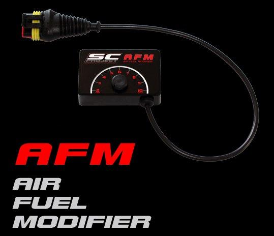 SC Project Exhaust Yamaha MT-09 Tracer AFM Additional Power Unit