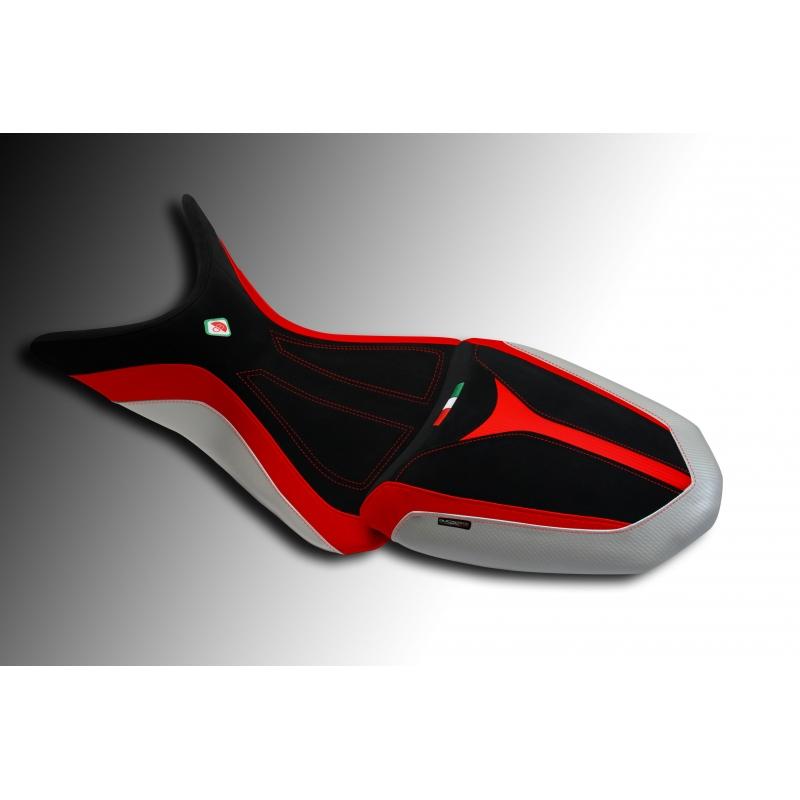 Ducabike Ducati Multistrada 1200 Comfort Seat Cover 2010 - 2012CSMTSC10