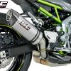 SC Project Exhaust Kawasaki Z900 Oval Silencer 2017+