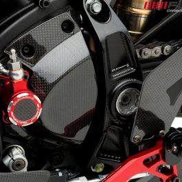 Fullsix Ducati Supersport 939 Carbon Fibre Sprocket Cover