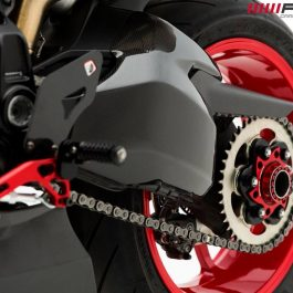 Fullsix Ducati Supersport 939 Carbon Fibre Swingarm Cover