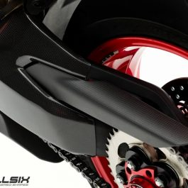 Fullsix Ducati Supersport 939 Carbon Fibre Chain Guard