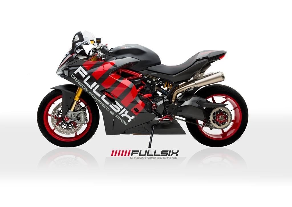 fullsix ducati supersport 939 carbon fibre front fender. Black Bedroom Furniture Sets. Home Design Ideas