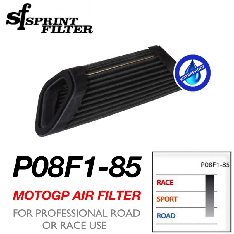 Sprint Filter MV Agusta Air Filter P08F1-85