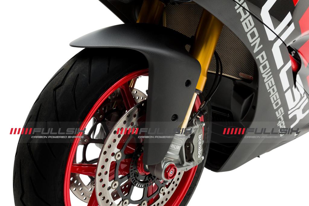 Fullsix Ducati Supersport 939 Carbon Fibre Front Fender Mudguard
