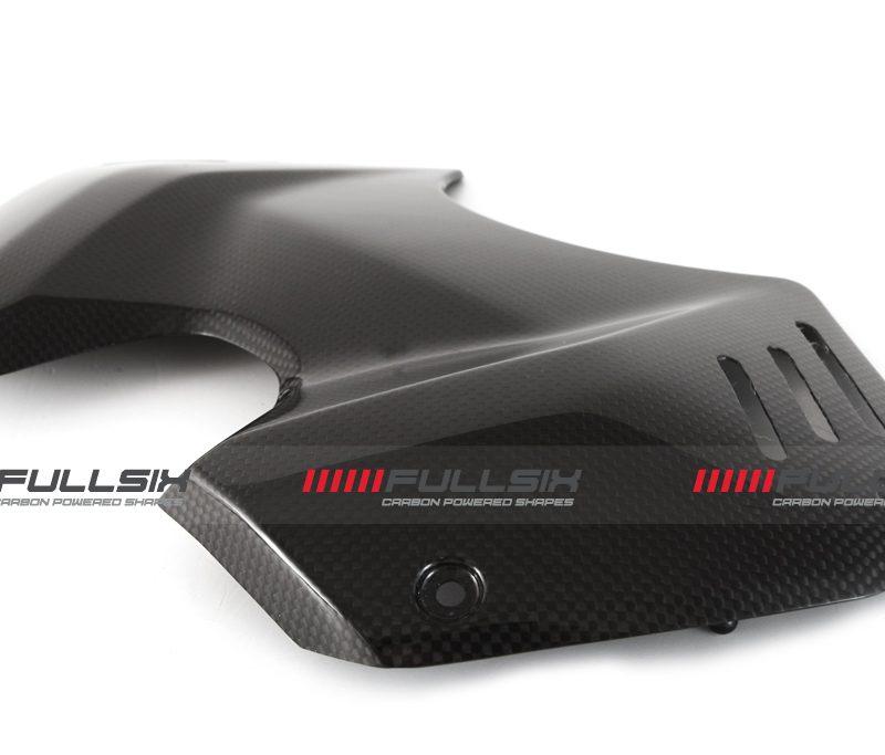 Fullsix Ducati Panigale V4 Carbon Fibre Battery Tank Cover