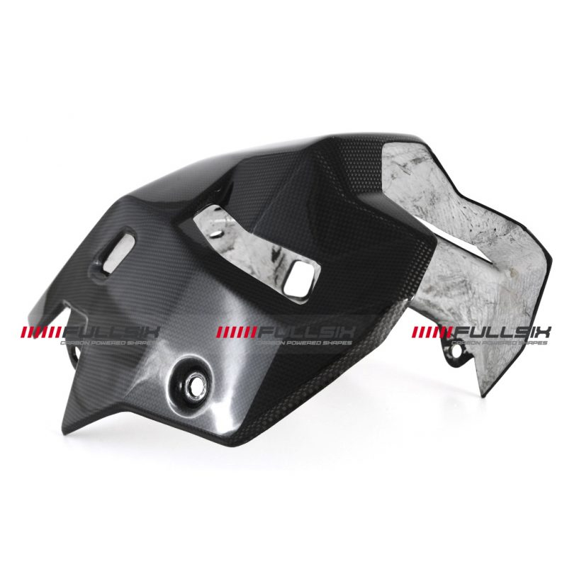 Fullsix Ducati Multistrada 1200 DVT Carbon Fibre Belly Pan