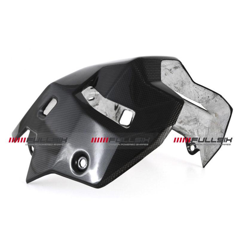 Fullsix Ducati Multistrada 1200 DVT Carbon Fibre Belly Pan
