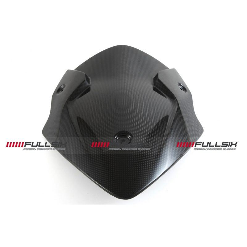 Fullsix Ducati Multistrada 1200 1260 DVT Carbon Fibre Screen Windshield