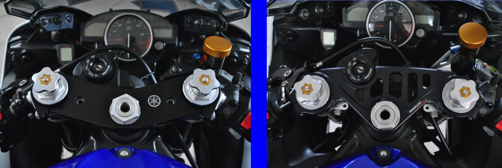 Melotti Racing Yamaha YZF R6 Top Yoke 2006 - 2016