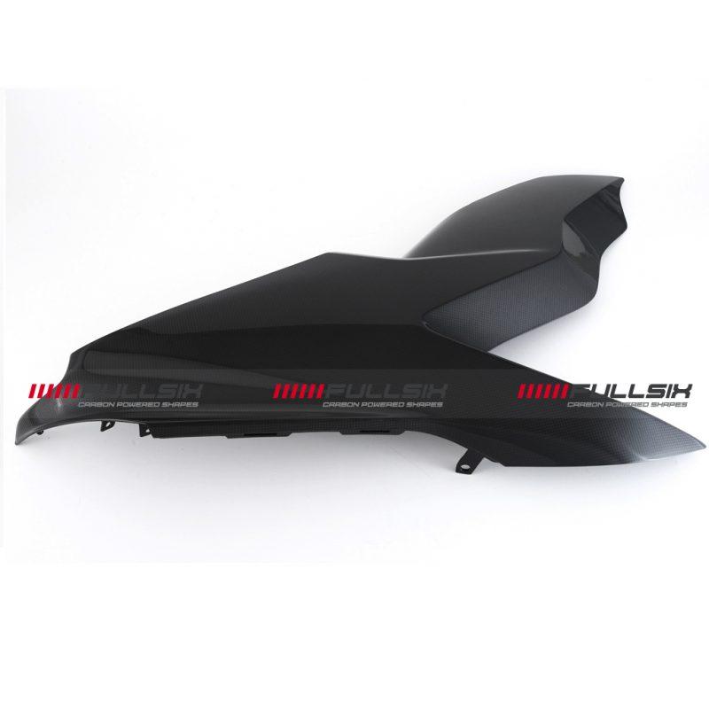 Fullsix Ducati Supersport 939 Carbon Fibre Side Fairing RHS