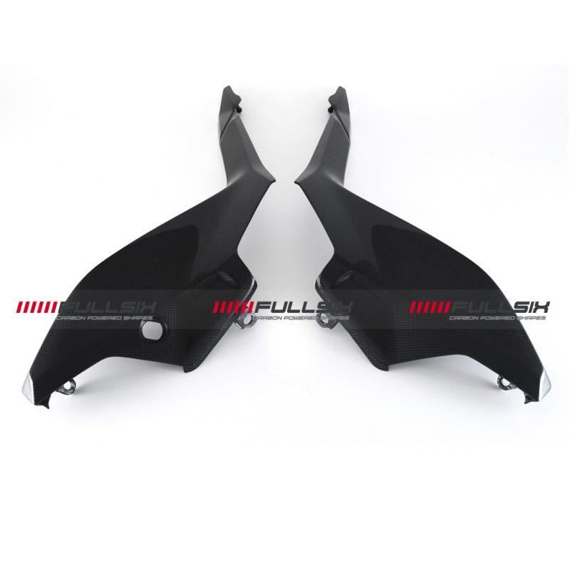 Fullsix Ducati Supersport 939 Carbon Fibre Underseat Side Panels