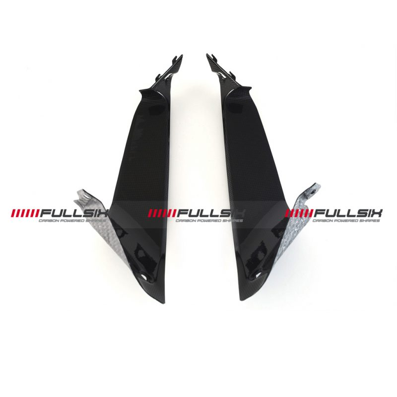 Fullsix Ducati Supersport 939 Carbon Fibre Air Intake Covers