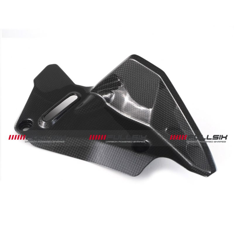 Fullsix Ducati Supersport 939 Carbon Fibre Water Tank Cover