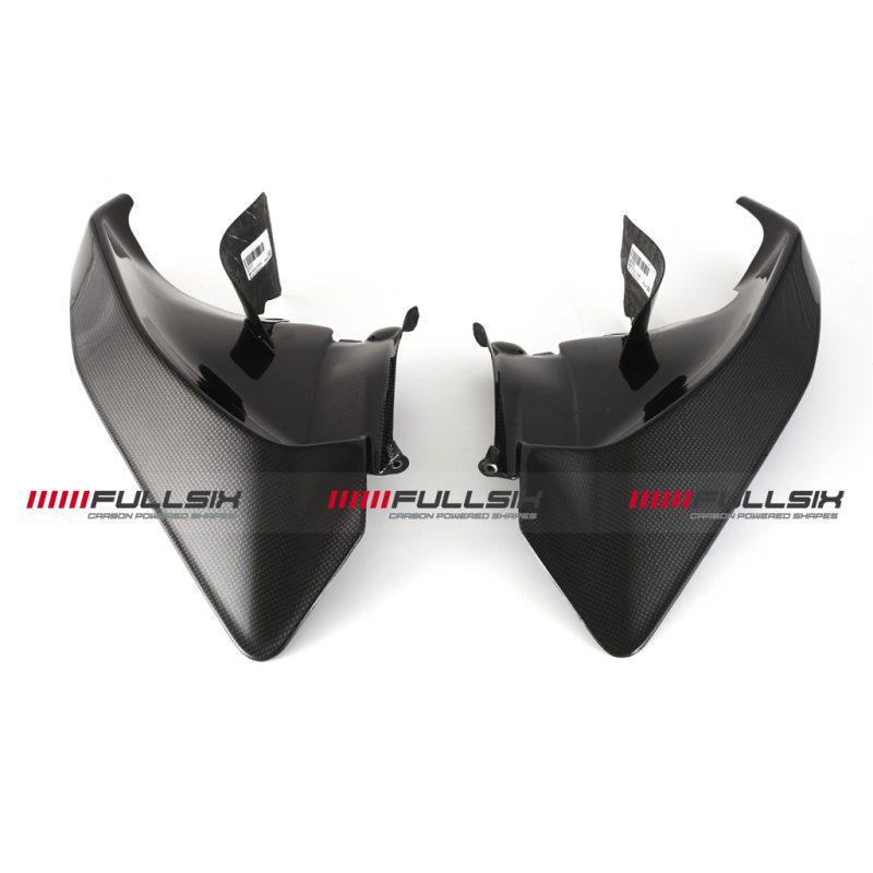 Fullsix Ducati Panigale V4 Carbon Fibre Inner Fairing Side Panels
