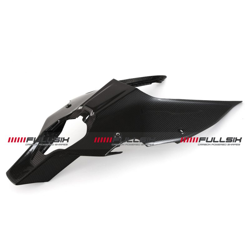 Fullsix Ducati Panigale Streetfighter V4 Carbon Fibre Underseat Tail Fairing Panel