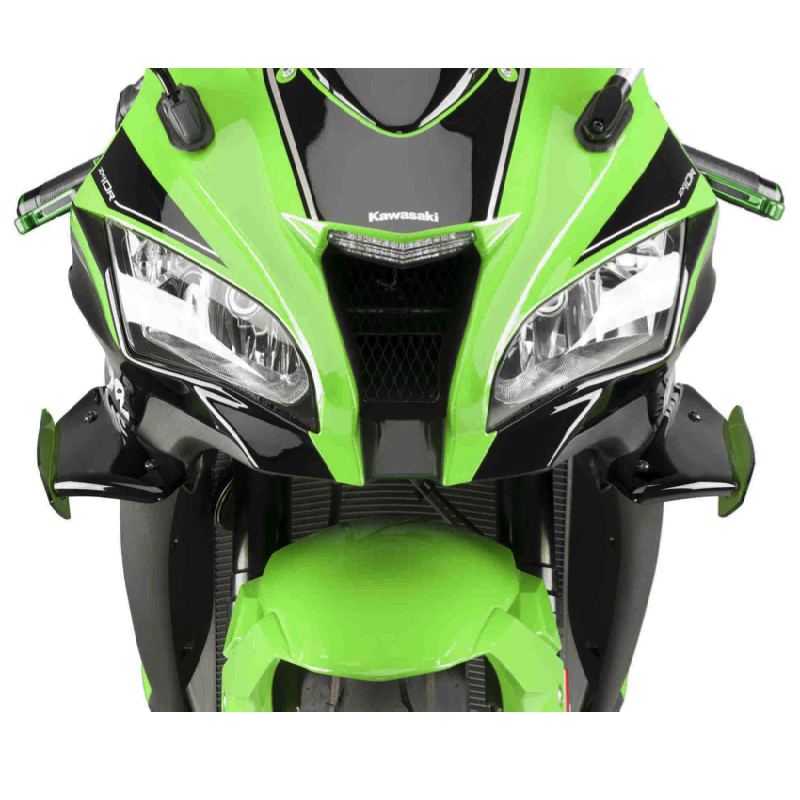 Kawasaki ZX10R Fairing Spoiler Wings