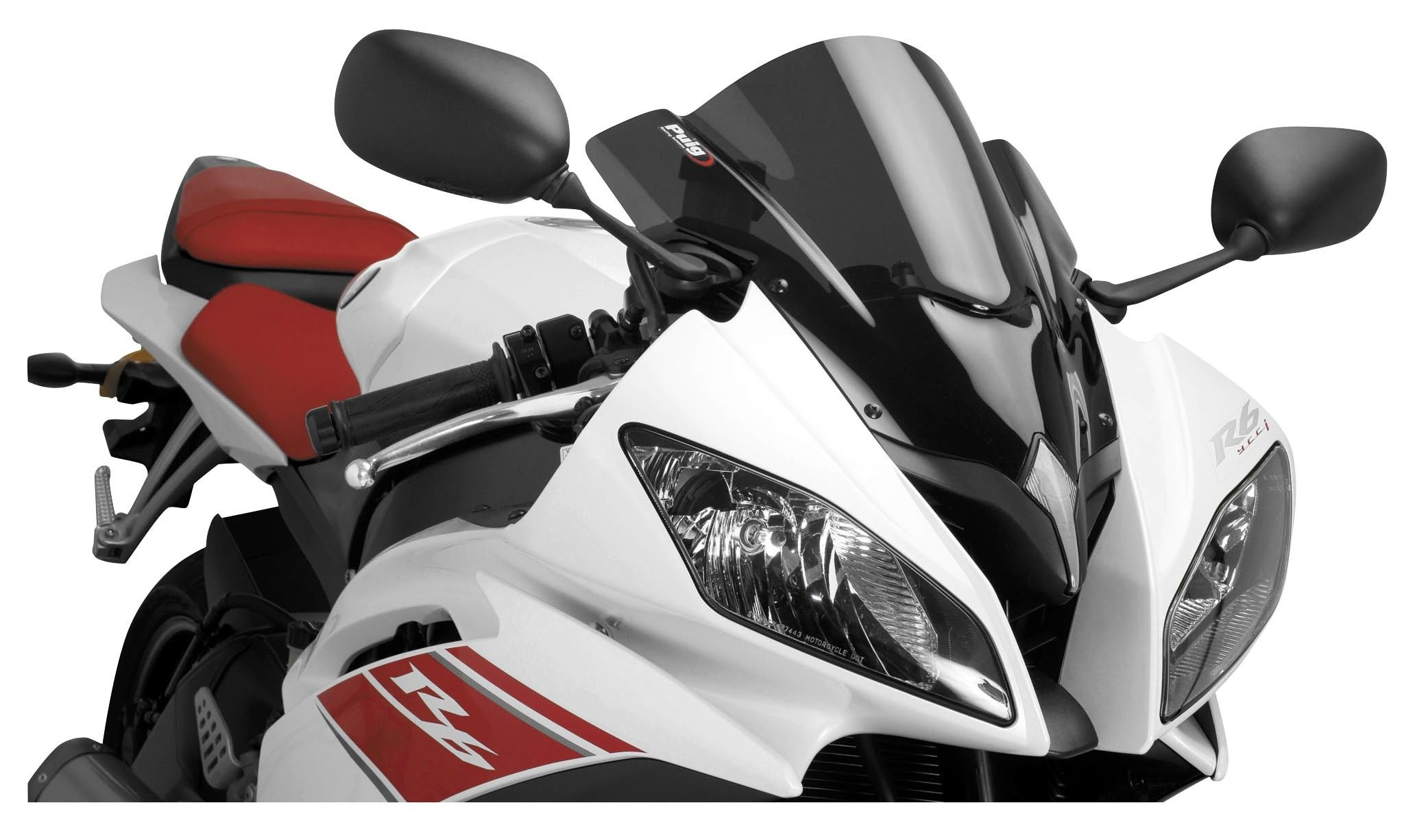 Yamaha R Windscreen Screws