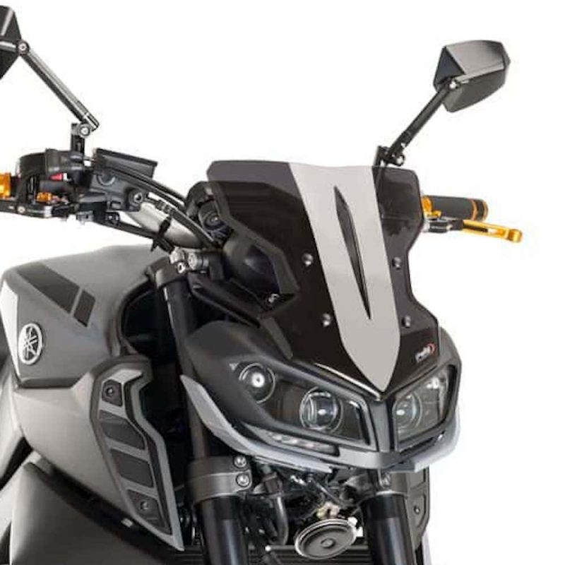 Screens Yamaha MT09