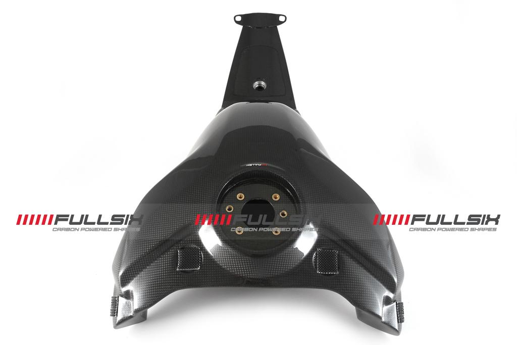 Fullsix Ducati Panigale V4 Carbon Fibre Fuel Tank