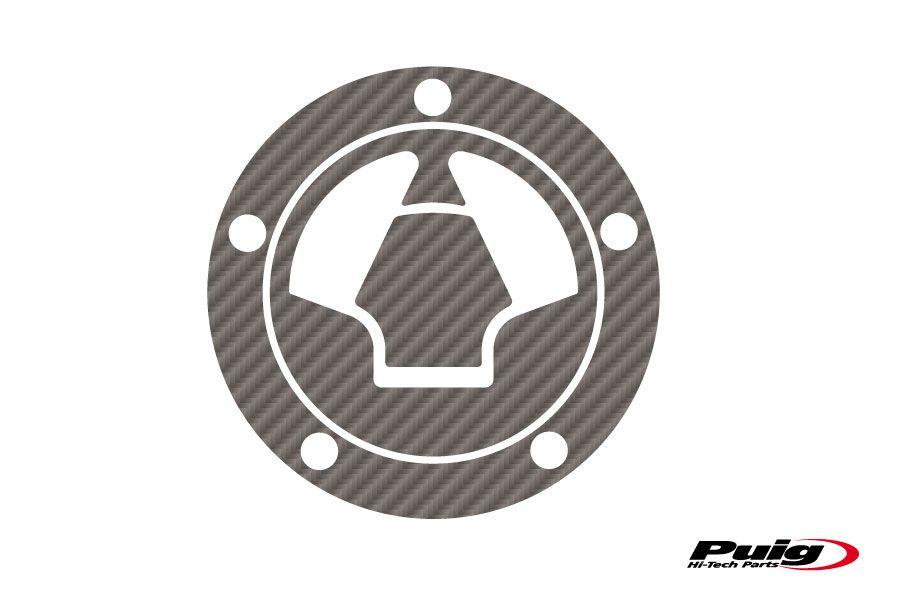 Puig KAWASAKI Z1000SX Xtreme Fuel Cap Covers2011+