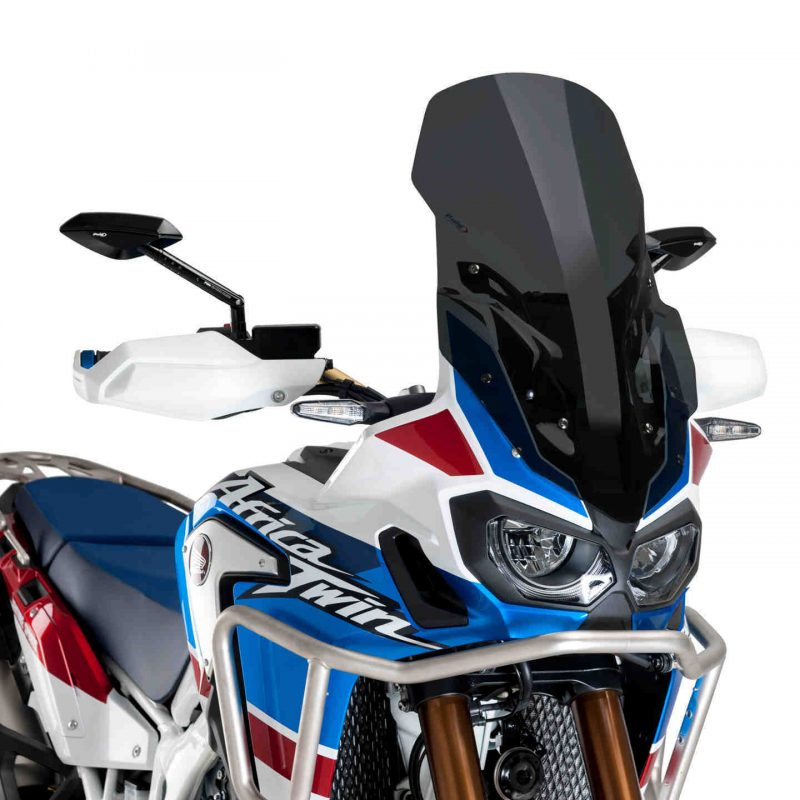 Puig Honda CRF1000L Africa Twin Adventure Sports Medium Touring Screen 2018+