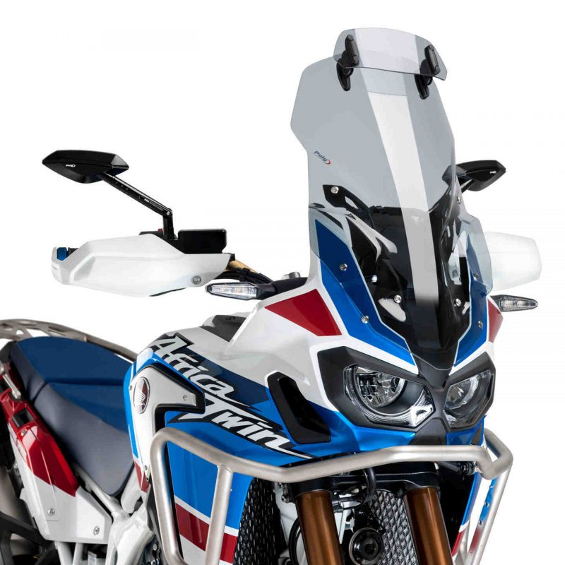 Puig Honda CRF1000L Africa Twin Adventure Sports Medium Touring Screen with Visor 2018+