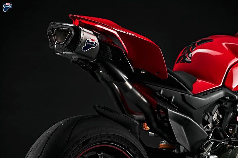 Termignoni Ducati Panigale V44uscite Full Race Exhaust System