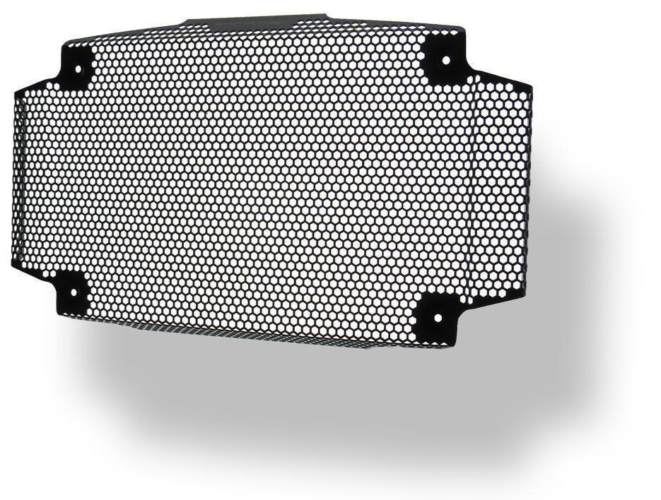 Evotech Performance Kawasaki Z650 Radiator Guard 2017+