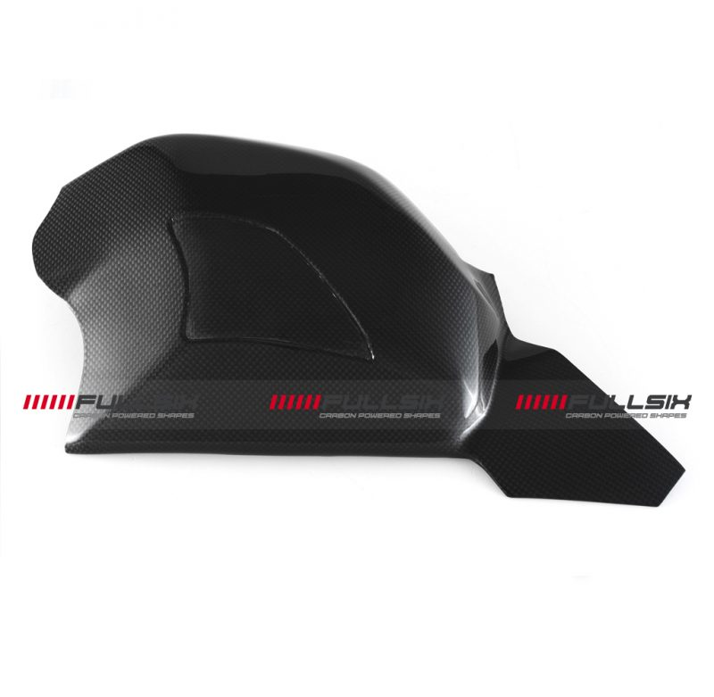 Fullsix Ducati Panigale V4 Carbon Fibre Swingarm Guard Cover